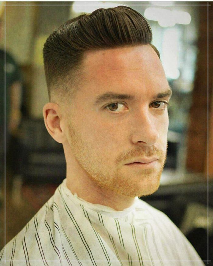 cortes de pelo para hombres que tienen entradas