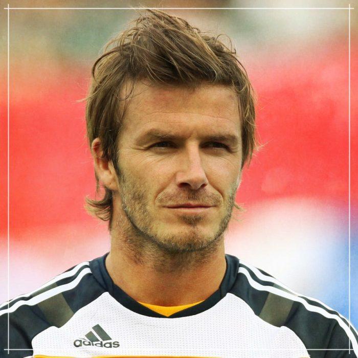 peinados de futbolistas famosos