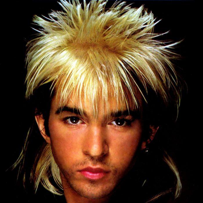 peinados de los 80 7