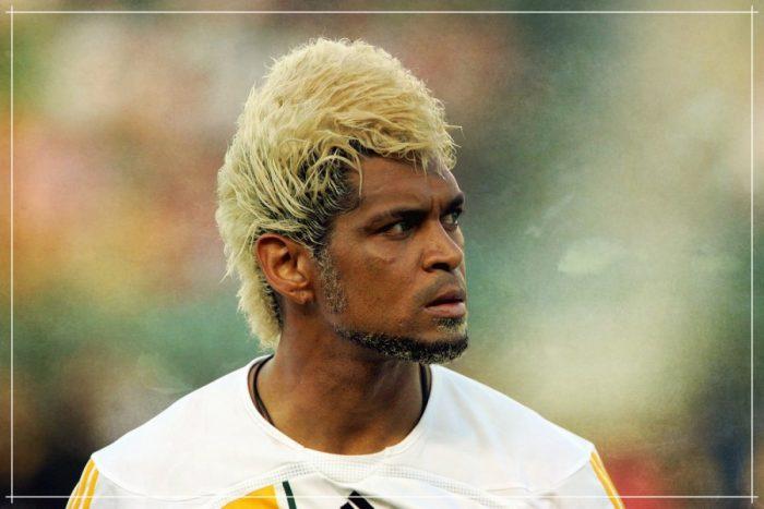 peinados para futbolistas