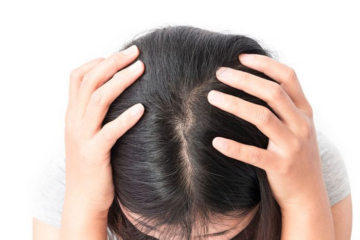 Aceite de Ricino en el cabello 2