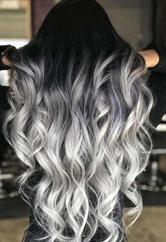 Pelo gris 5