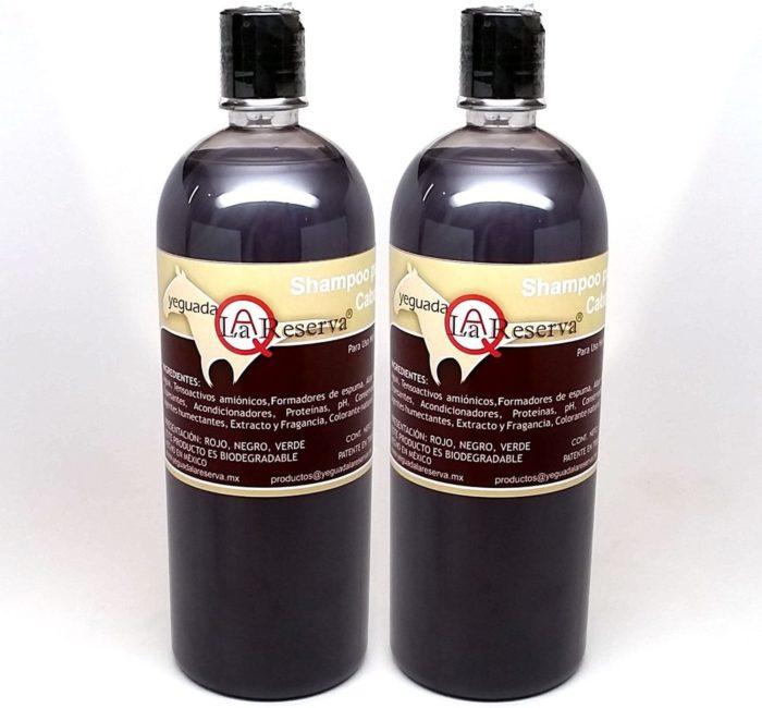 Yeguada La reserva shampoo