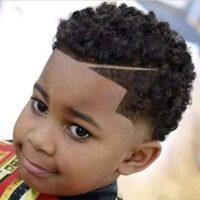 cortes de pelo para niños con linea frontal