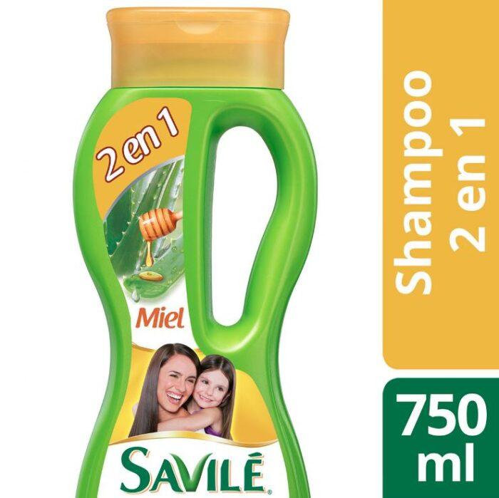 shampoo savile 2 en 1