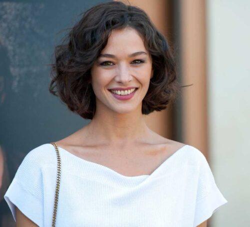 12 cortes de pelo estilo ITALIANO mujer corto ondas