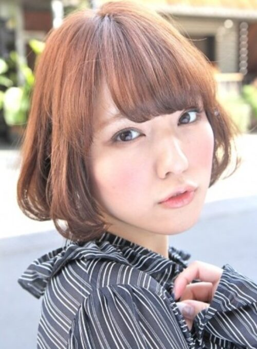 14 cortes de pelo estilo KAWAII corto con ondas