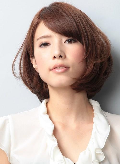 14 cortes de pelo japoneses bob japonés