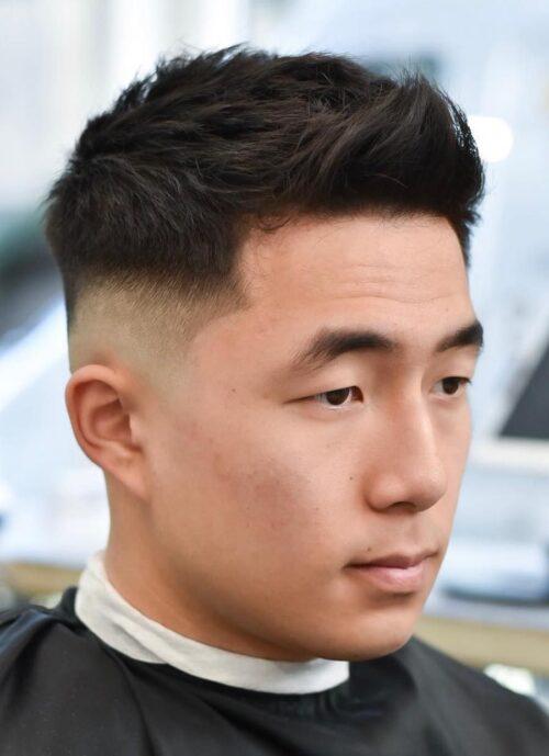 14 cortes de pelo japoneses fade