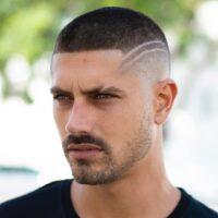 cortes de pelo facheros hombre degradado bajo
