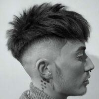 cortes de pelo facheros hombre estilo punk