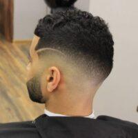 cortes de pelo facheros para hombre rizos