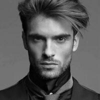 corte cabello lacio hombre moderno