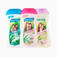 Shampoo SAVITAL productos