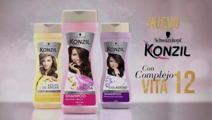 konzil shampoo