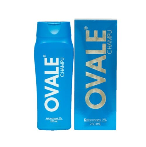 ovale shampoo